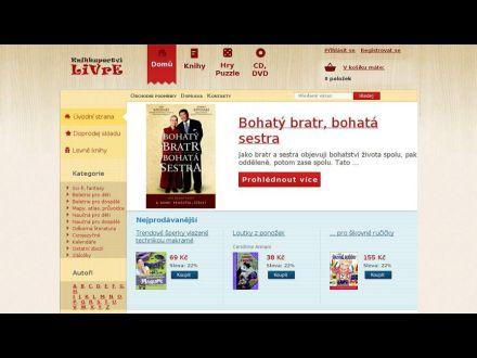 www.livre.cz