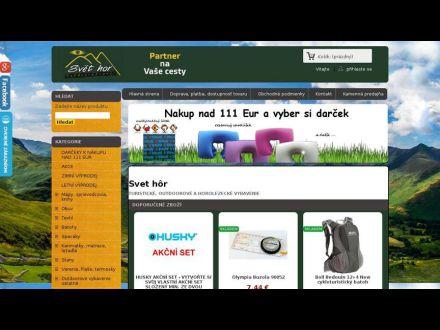 www.svethor.sk