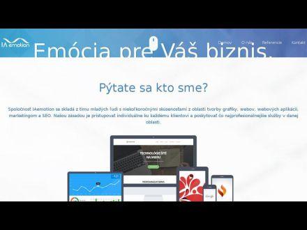 www.iaemotion.sk