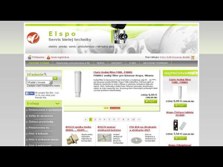 www.elektroobchod-elspo.sk