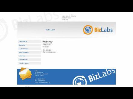www.bizlabs.sk