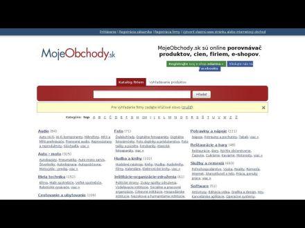 www.mojeobchody.sk