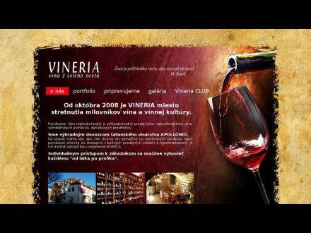 www.vineria.sk