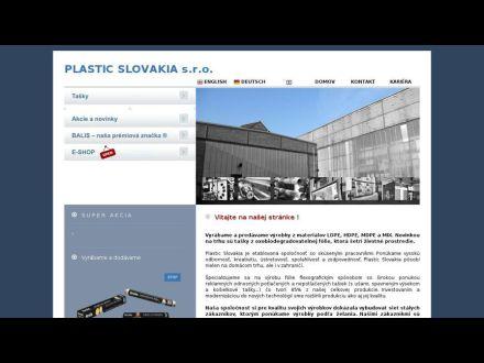 www.plasticslovakia.sk