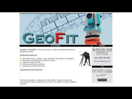 www.geofit.elcomp.sk