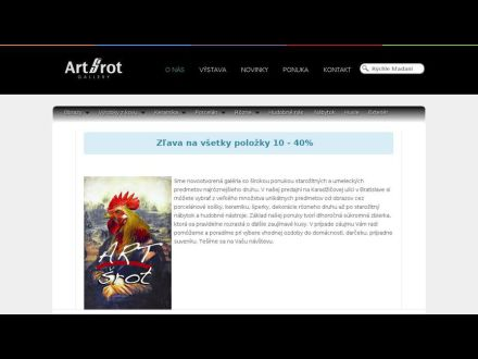 www.artsrot.sk