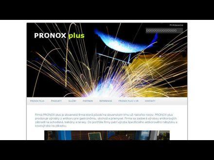 www.pronoxplus.sk