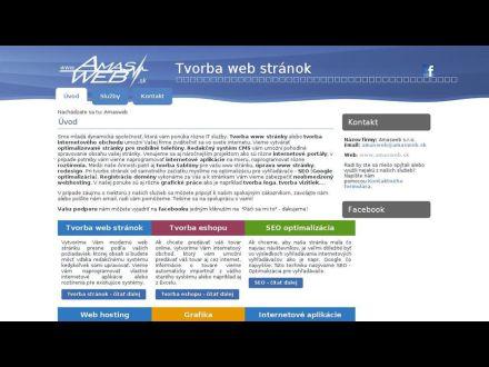 www.amasweb.sk