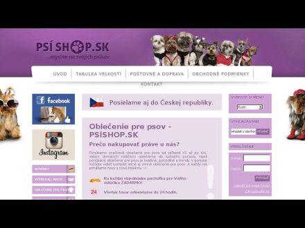 www.psishop.sk