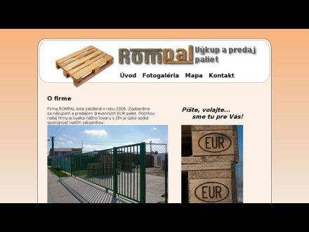 www.rompal.sk