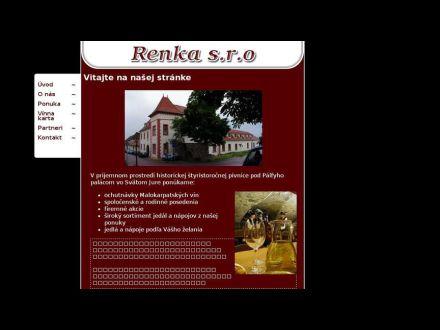 www.renka.sk