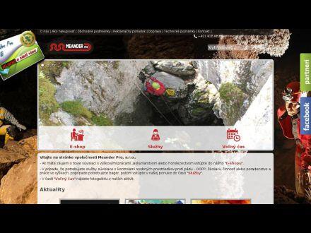 www.meanderpro.sk