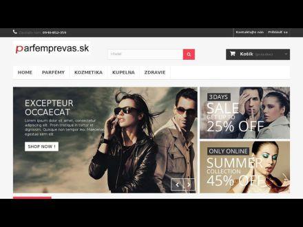 www.parfemprevas.sk