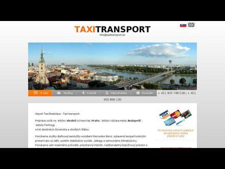www.taxitransport.sk