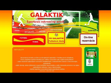 www.sportgalaktik.sk