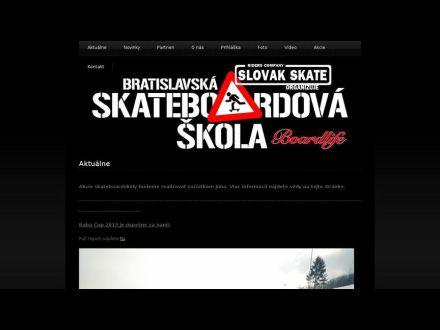 www.skateboardskola.sk