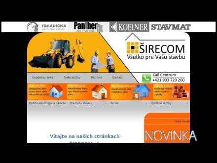 www.sirecom.sk