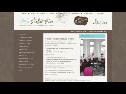 www.stolarstvoms.sk