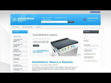 www.autolednice-waeco.cz