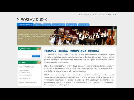 www.dudikmiroslav.com