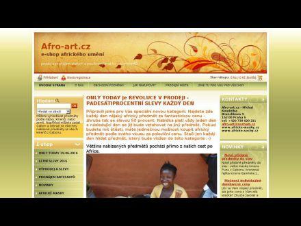 www.afro-art.cz