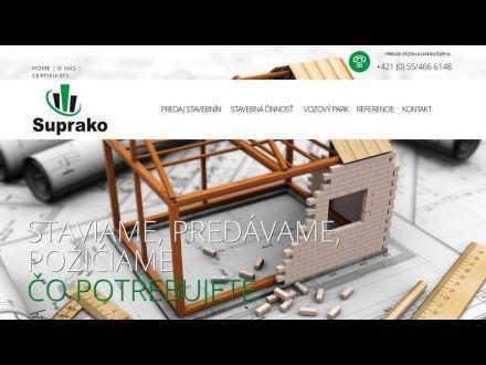 www.suprako.sk