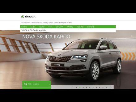 www.skoda-auto.cz