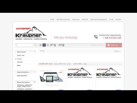 www.kraupner-auto.cz