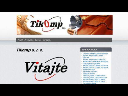www.tikomp.sk