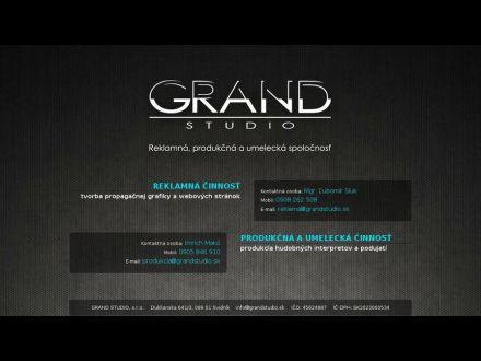 www.grand-studio.sk