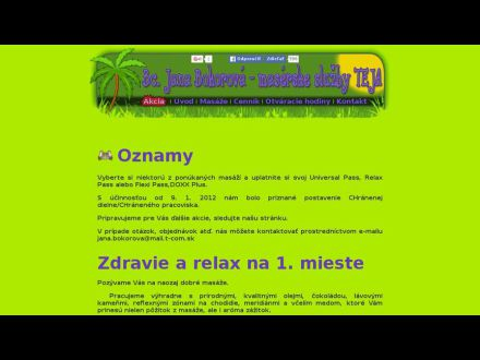 www.teja.sk