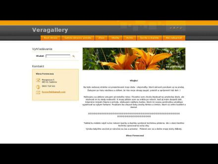www.veragallery.webnode.com