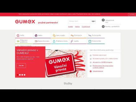 www.gumex.cz