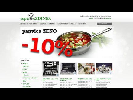 www.supergazdinka.sk
