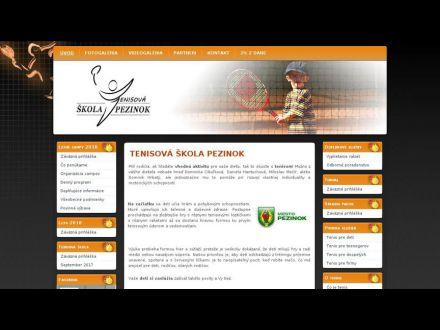 www.tspezinok.sk