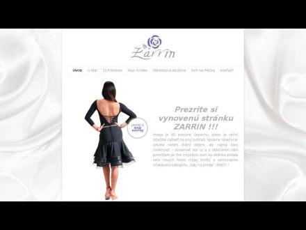 www.zarrin.sk