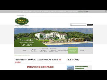 www.sidorholding.sk/podnikatelske_centrum.html
