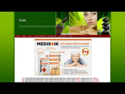 www.tomishop.sk