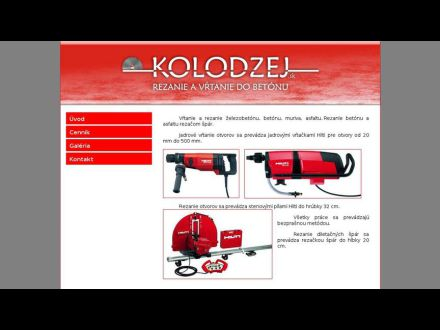 www.kolodzej.sk