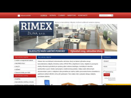 www.rimex.sk