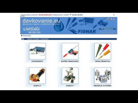 www.davkovanie.eu