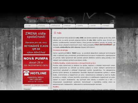 www.vmstrade.sk