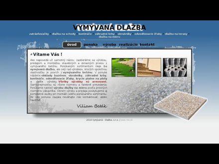 www.vymyvana-dlazba.sk