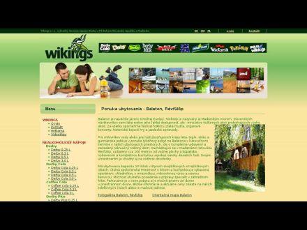 www.wikings.sk/ubytovanie.htm