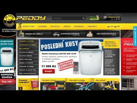 www.peddy.cz
