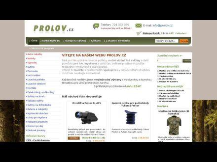 www.prolov.cz