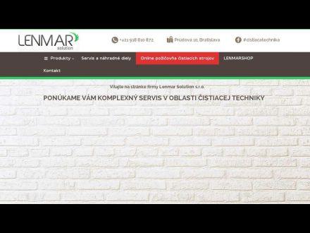 www.lenmar.sk