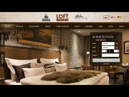 www.lofthotel.sk