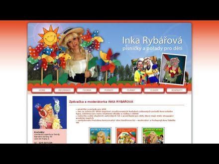 www.inkarybarova.cz