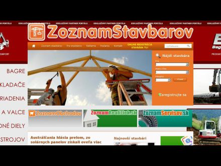 www.zoznamstavbarov.sk